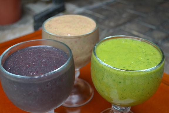 Foto:  Smoothies