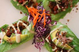 Foto:  Tacos Veganos