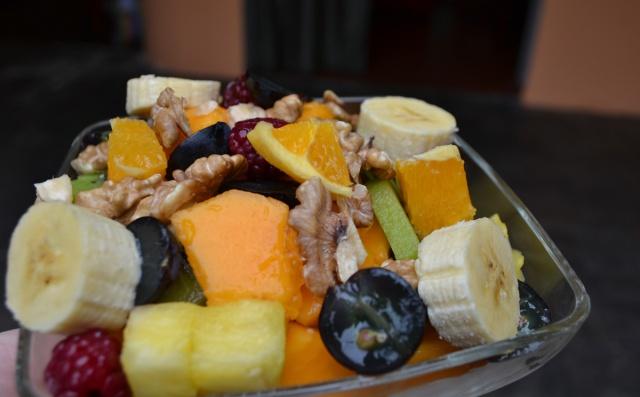 Fruit Salad Without Yogu Cropped